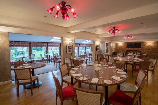 Dower House Hotel Restaurant Storm Knaresborough