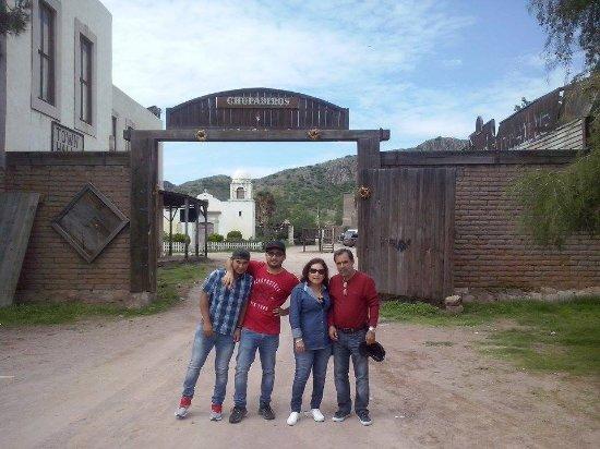 Durango, Mexique : Entrada