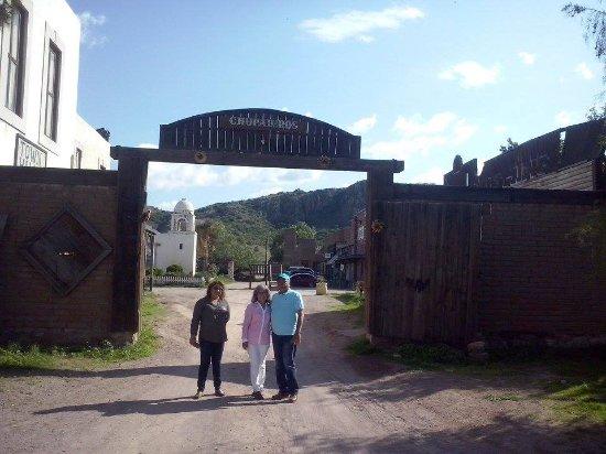 Durango, Mexique : Portal