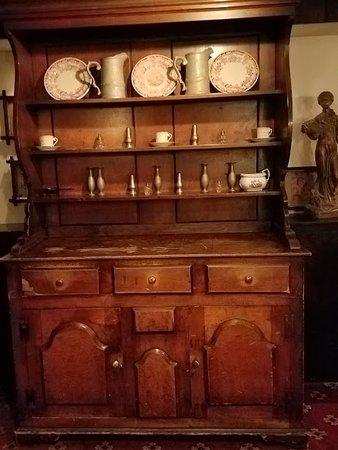 Northampton, ماساتشوستس: Wiggins Tavern - these details make it special.