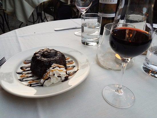 ฮัดสัน, วิสคอนซิน: dessert