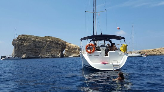 Ta' Xbiex, Malta: The Mambo is available for Charter from Med Sailing, Malta