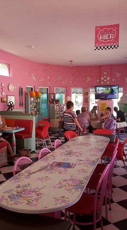 Hartbeespoort, South Africa: The diner