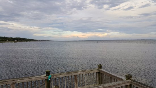 Newport, NC: Waters Edge Rv Park Pier