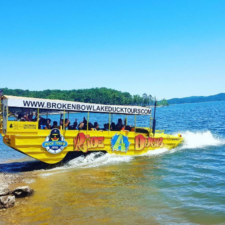 ‪Broken Bow Lake Duck Tours‬