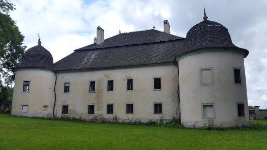 Castle of Ostrolucky