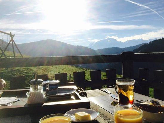 La Giettaz, Frankrijk: Chalet d'alpage Le Megevan