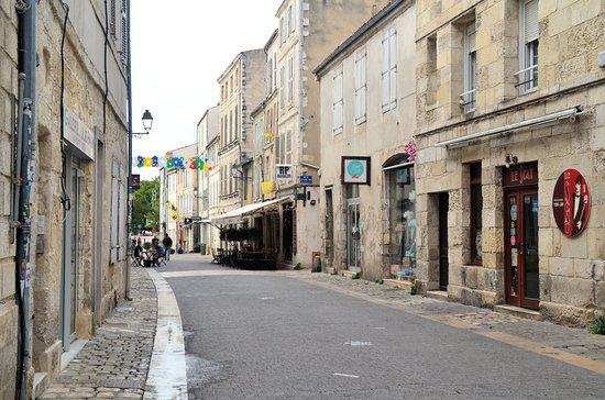 Quartier Saint Nicolas
