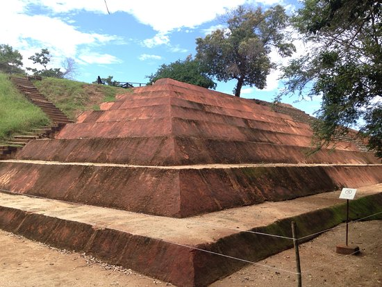 Xihuacan Museum and Archeological Site: Partially excavated adobe pyramid that aligned with important celestial events