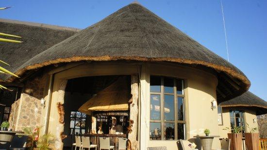 Limpopo Province, South Africa: Edificio central