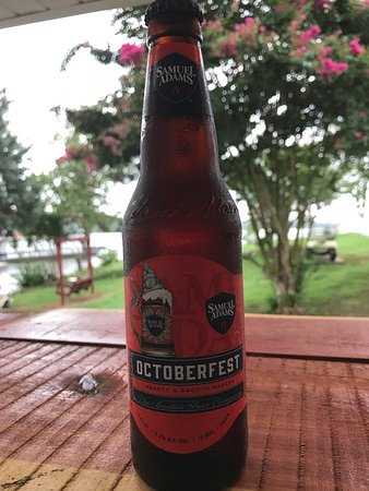 Scottsboro, AL: The arrival of Sam Adams Octoberfest means Fall is coming.