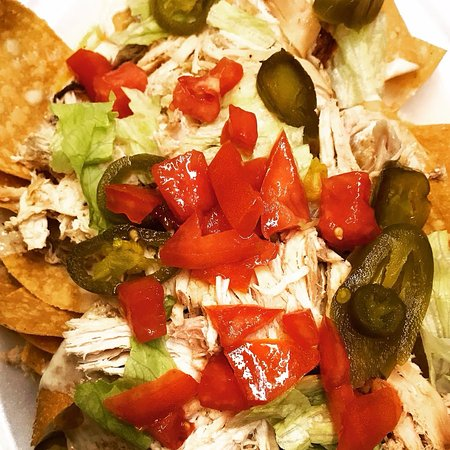 Scottsboro, AL: Our loaded nachos are a great choice!