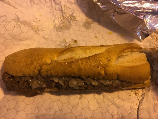 Tony Luke's Old Philly Style Sandwiches : photo2.jpg