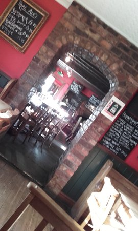 Crayke, UK: The Durham Ox, pub and restaurant