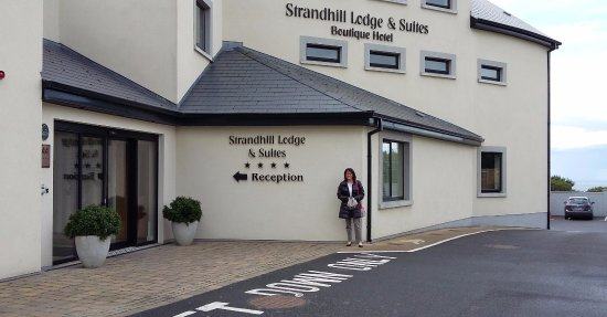 Strandhill, Ireland: Entrée