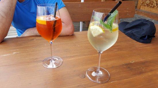 Valles, İtalya: Spritz e Hugo