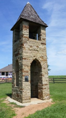 Montgomery, TX: Bell tower