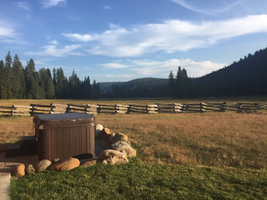 Mill Creek, CA: Enjoying Highlands Ranch Resort!