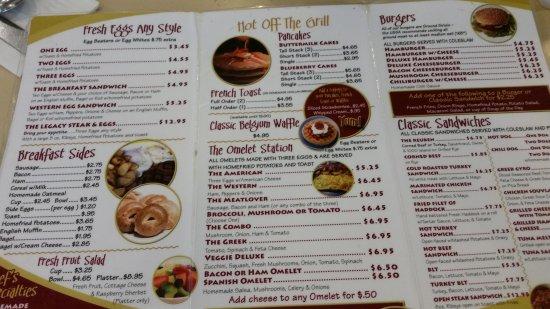 Vestal, Estado de Nueva York: Pete's Legacy Diner