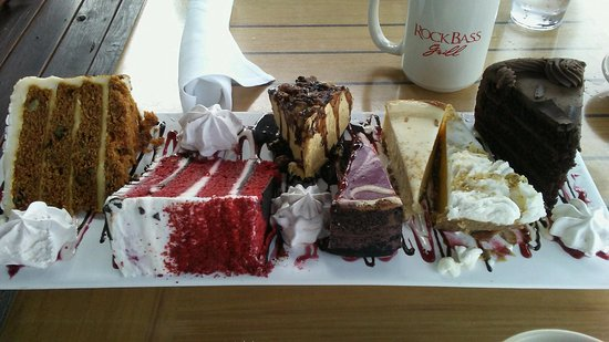 Wormleysburg, Pensylwania: Yummy Selection Desserts To Enjoy!
