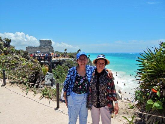 Quintana Roo, México: Ruinas arqueologicas