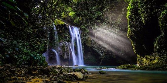 Laumarang Waterfall, Luwuk Banggai