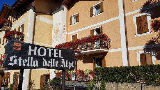 Hotel Stella delle Alpi: 20170813_093503_large.jpg