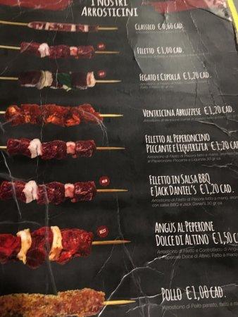 Casoli, İtalya: La Pecora Matta