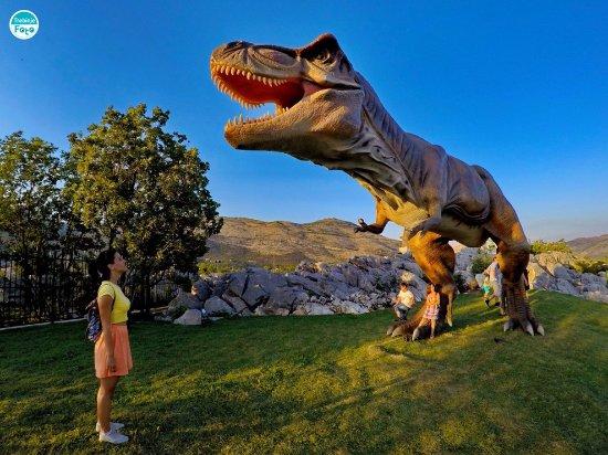 Aqua i Dino Park- Grad Sunca