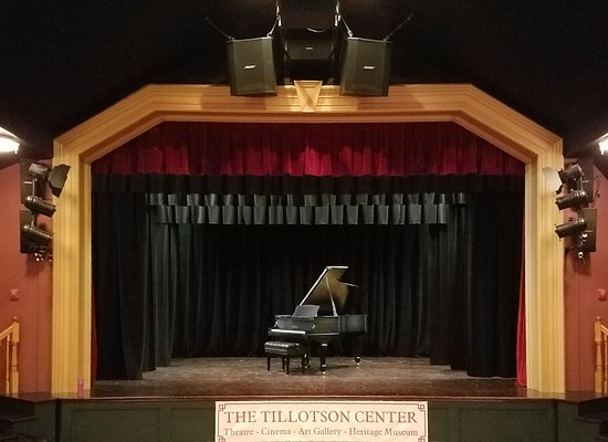Colebrook, Nueva Hampshire: Kaufmann Theater