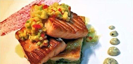 TUI SENSATORI Resort Barut Sorgun: From the Tarcin fine dining restaurant menu