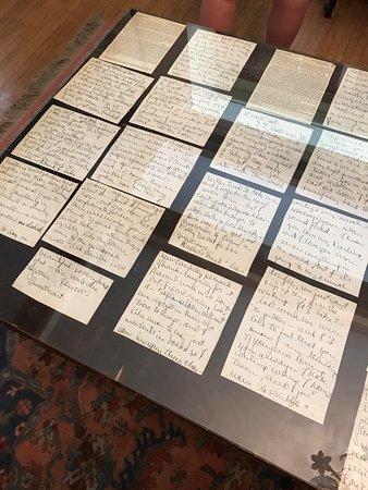 The Scott and Zelda Fitzgerald Museum: Zelda & Scott's love letters