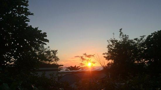 Sopelana, España: Puesta de sol