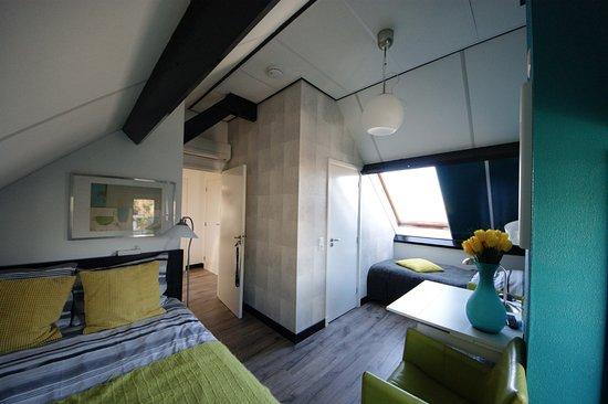 Maasland, Belanda: de kleinste kamer