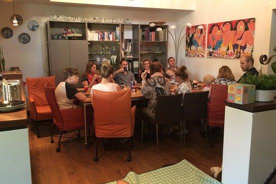 Maasland, Belanda: groepsaccomodatie
