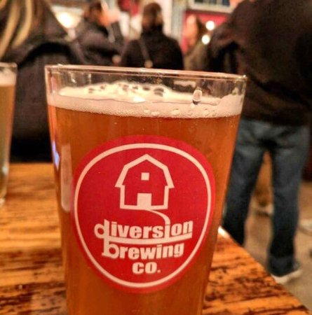 ‪Diversion Brewing Company‬