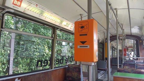 Rudersdorf, ألمانيا: Im Tram 88