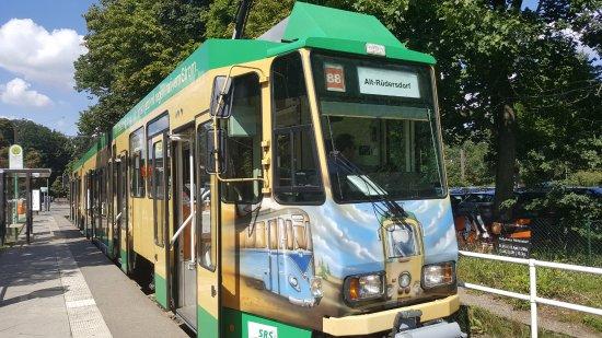 Museumspark Rüdersdorf: Linie 88