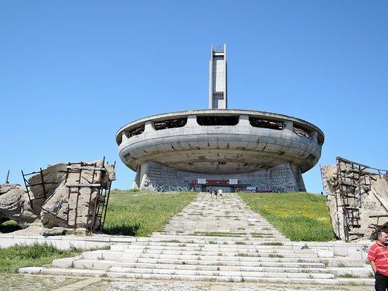 正面階段からの廃墟 - Picture o...