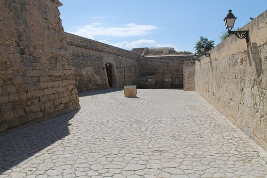 Castell de Sant Carles: Castillo Museo San Carlos