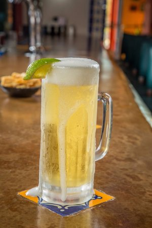 Burleson, TX: Iced Cold Draft Beer