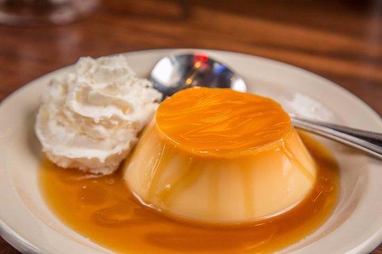 Burleson, TX: Dessert Flan