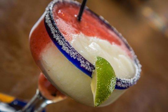 Burleson, TX: Frozen Swirl Margarita