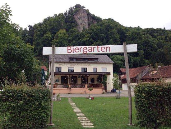Riedenburg, Alemania: Gasthof zur Schmiede