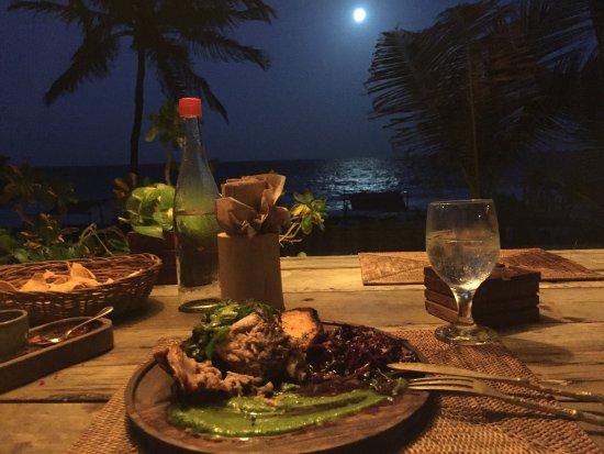 BeTulum Restaurant and Lounge : Lechón - Delicioso!, un corte suave y jugoso