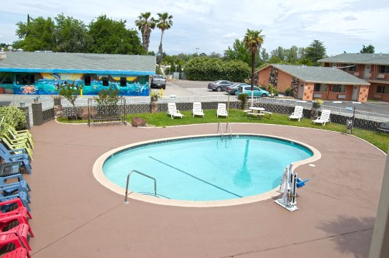 Red Bluff, Californie : Pool