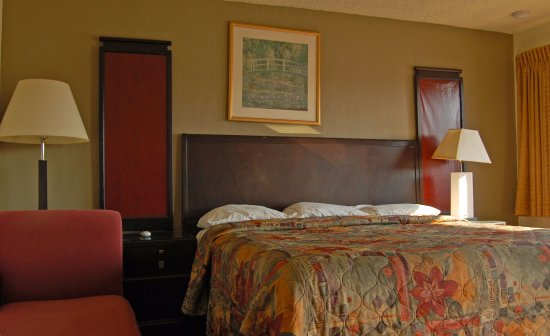 Red Bluff, Californie : One King Bed
