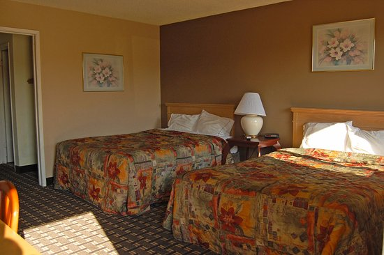 Red Bluff, Californie : Two Double Beds