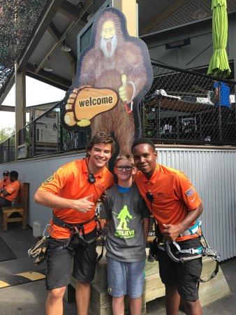Bigfoot Zipline : photo1.jpg