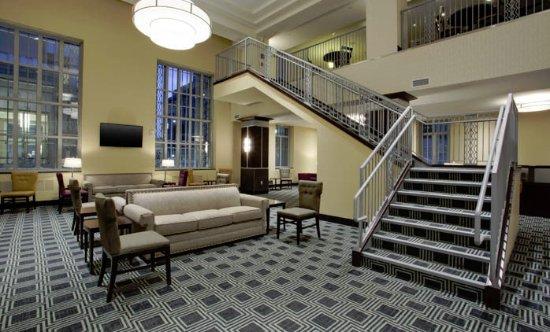 Regency Inn & Suites: Inner City Connection